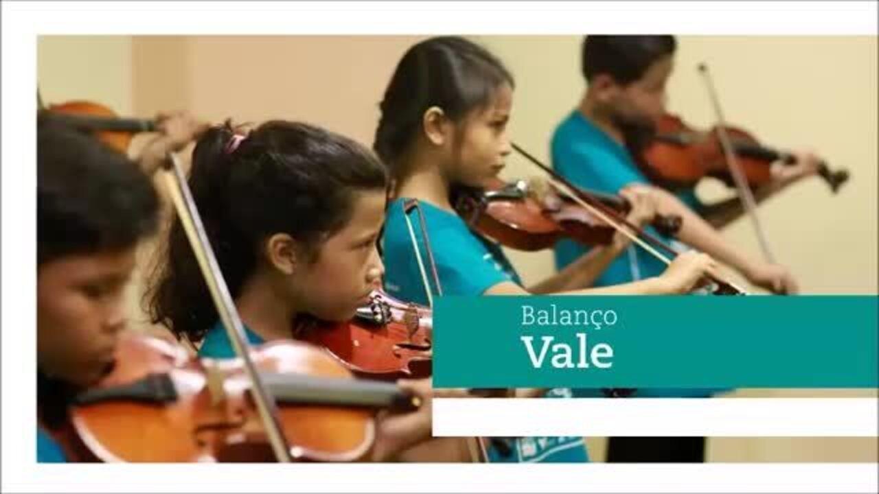 Balanço Vale + Pará divulga investimentos do segundo trimestre de 2019