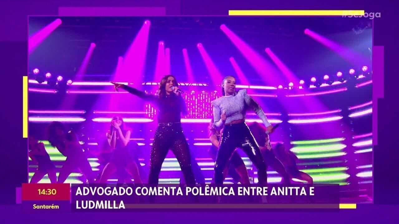 'Se Joga' explica polêmica entre Anitta e Ludmilla