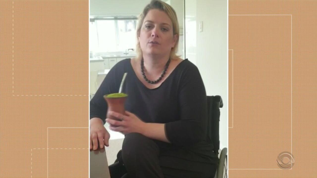 Gaúcha que mora na Nova Zelândia corre risco de ser deportada devido a uma deficiência