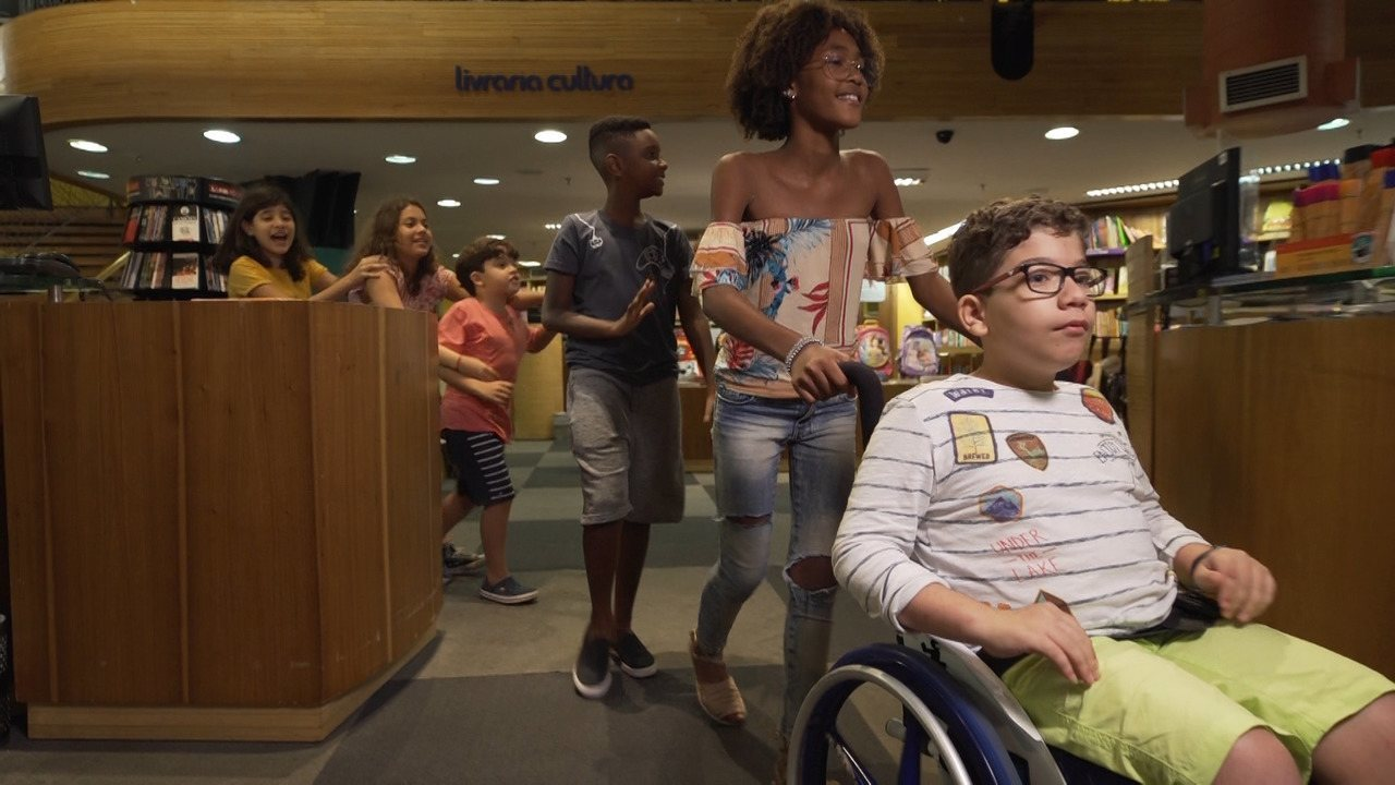Crianças revelam o que pensam num papo com a atriz mirim Brisa Bahia