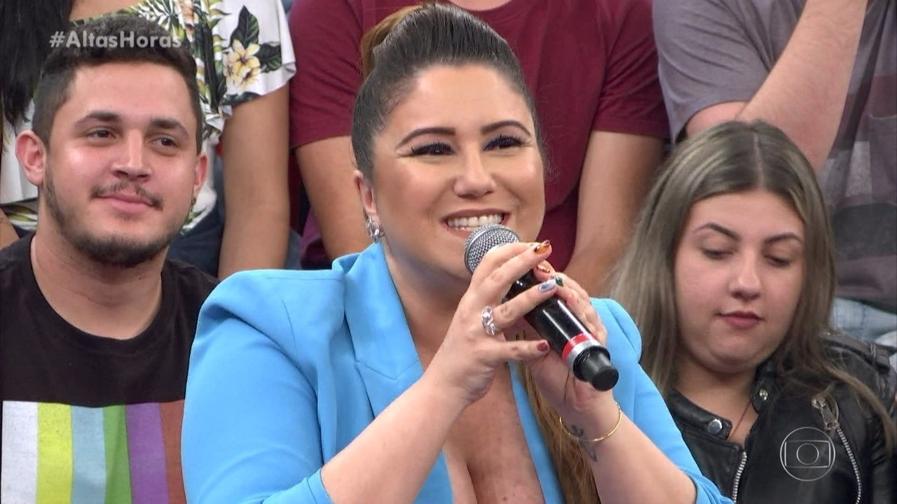 Maria Rita relembra momento especial com Zeca Pagodinho