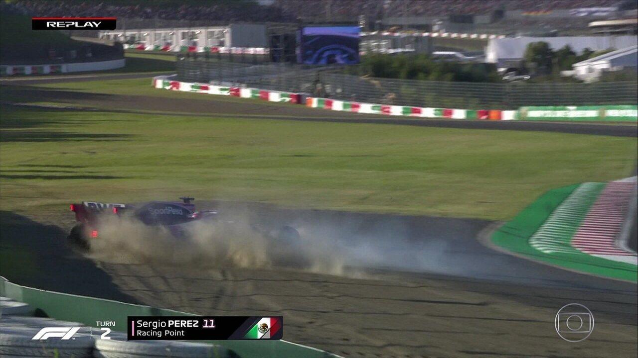 Melhores momentos: GP do Japão