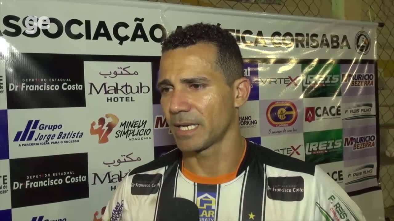 Crucificado após perder pênalti, Kamar marca o primeiro gol na Série B do Piauiense