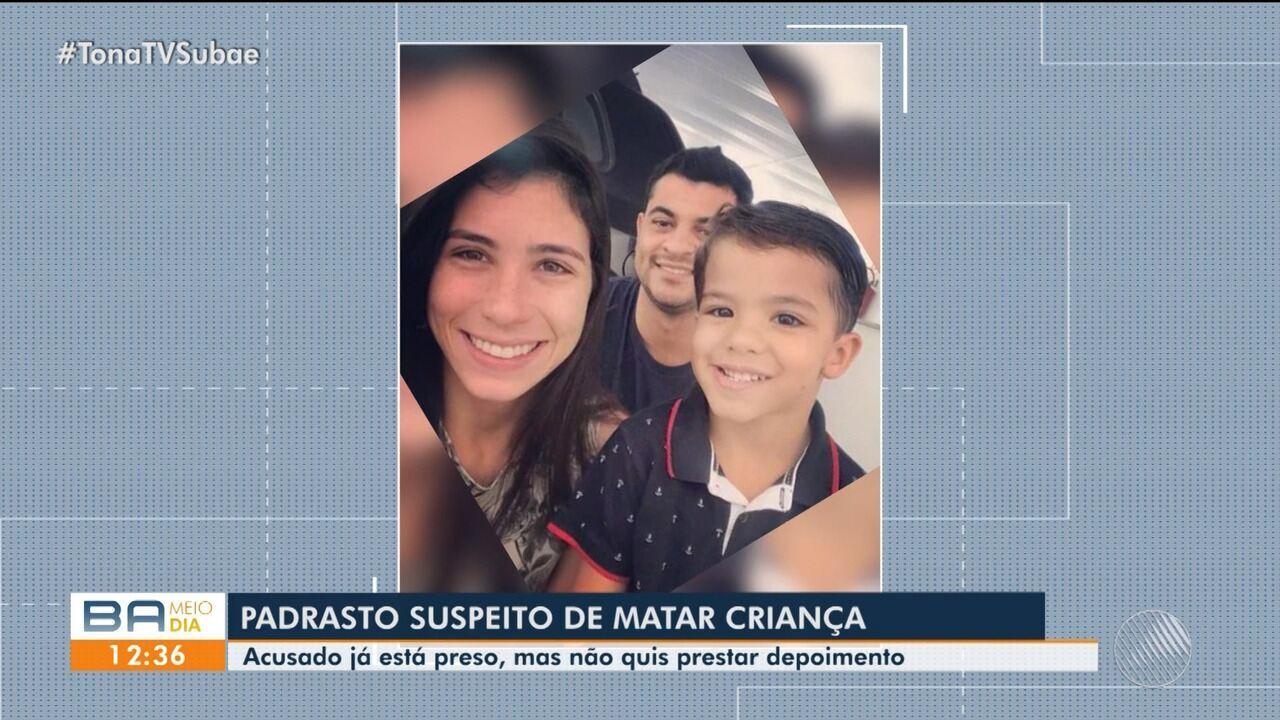 Padrasto de menino morto à facadas em Santo Antônio de Jesus é transferido para Salvador