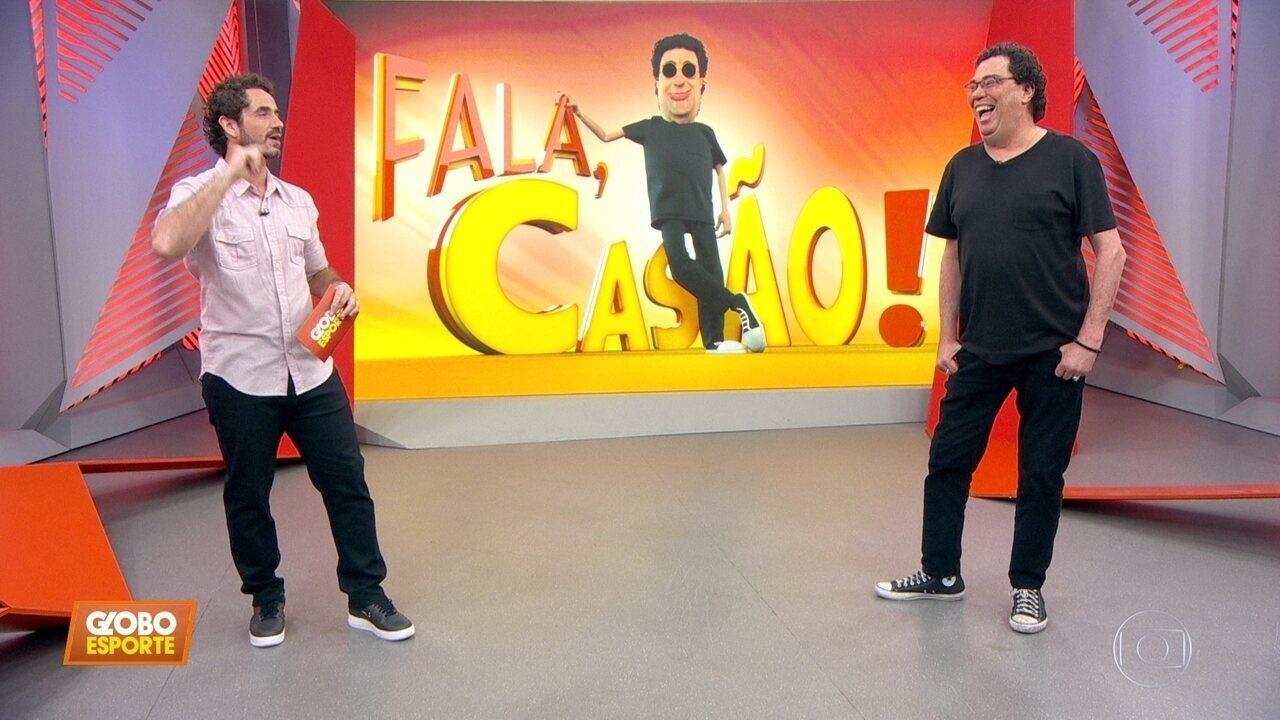 Globo Esporte SP - 15/10/2019 - íntegra - Globo Esporte SP - 15/10/2019 - íntegra