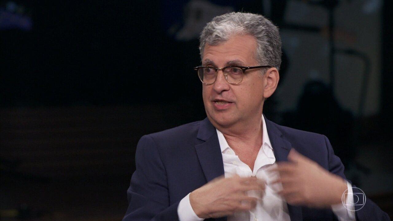 Mario Costa Pereira fala sobre a questão do café nas crises de pânico