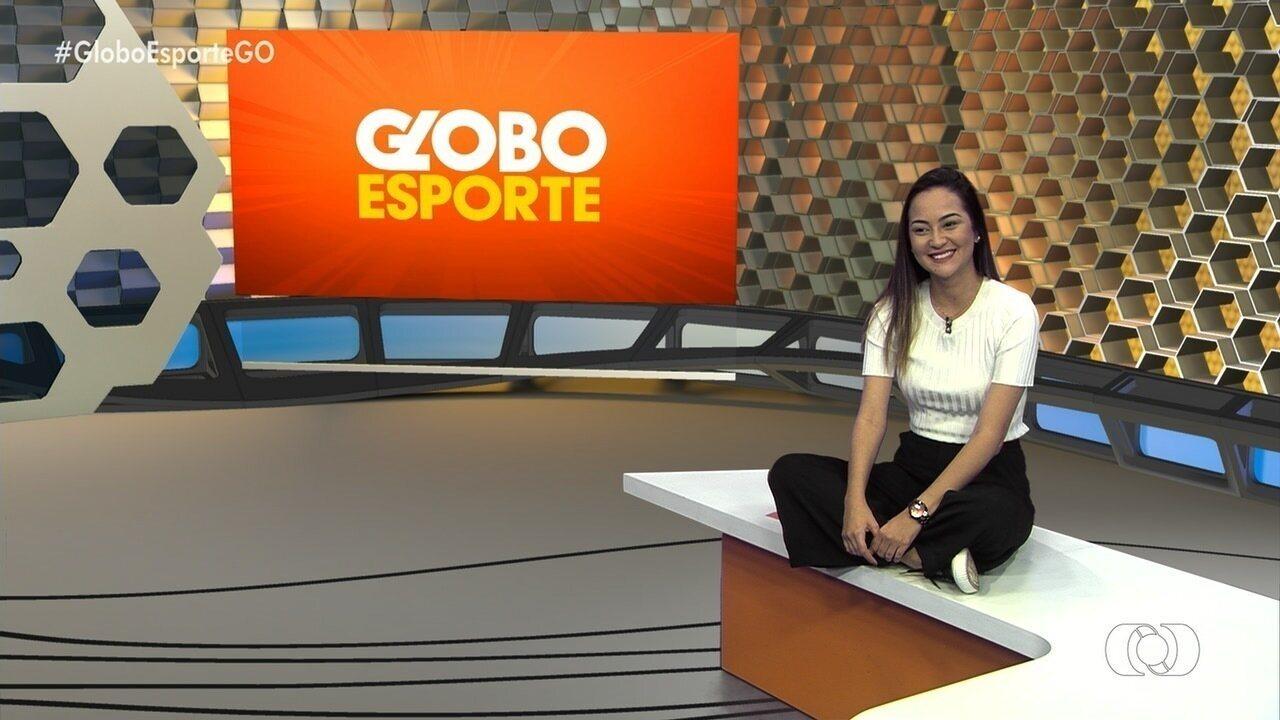 Globo Esporte GO - 16/10/2019 - Íntegra - Confira a íntegra do programa Globo Esporte GO - 16/10/2019
