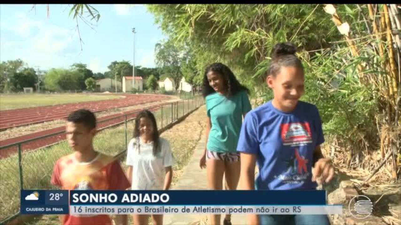 Piauienses classificados para o Brasileiro de Atletismo podem não competir