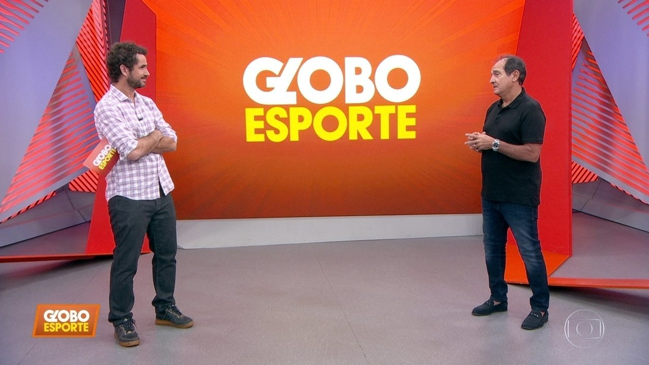Globo Esporte SP - ÍNTEGRA - Quinta-feira 17/10/2019 - Globo Esporte SP - ÍNTEGRA - Quinta-feira 17/10/2019