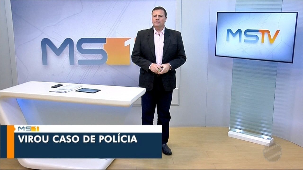 MS1 Dourados - 18/10 - MS1 Dourados - 18/10