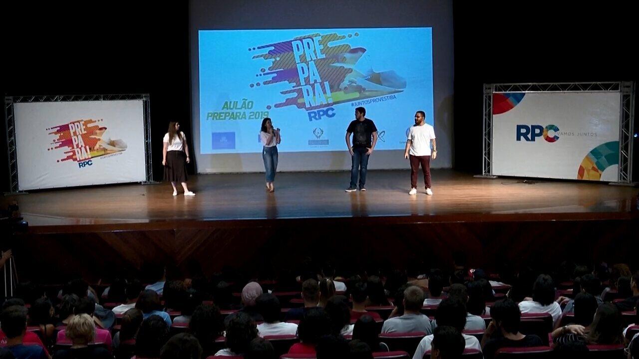 Prepara Londrina: assista às revisões do aulão de Português