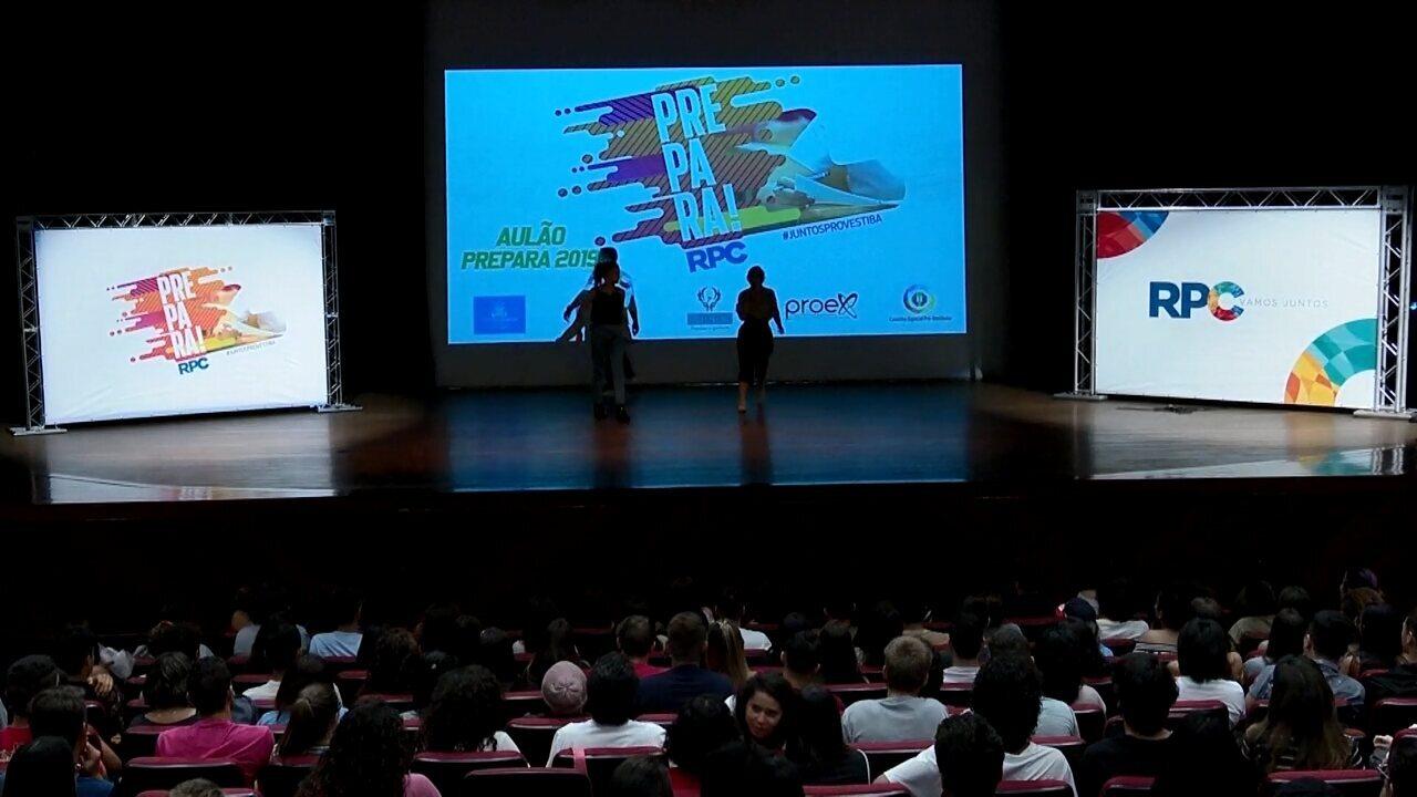 Prepara Londrina: assista às revisões do aulão de Artes