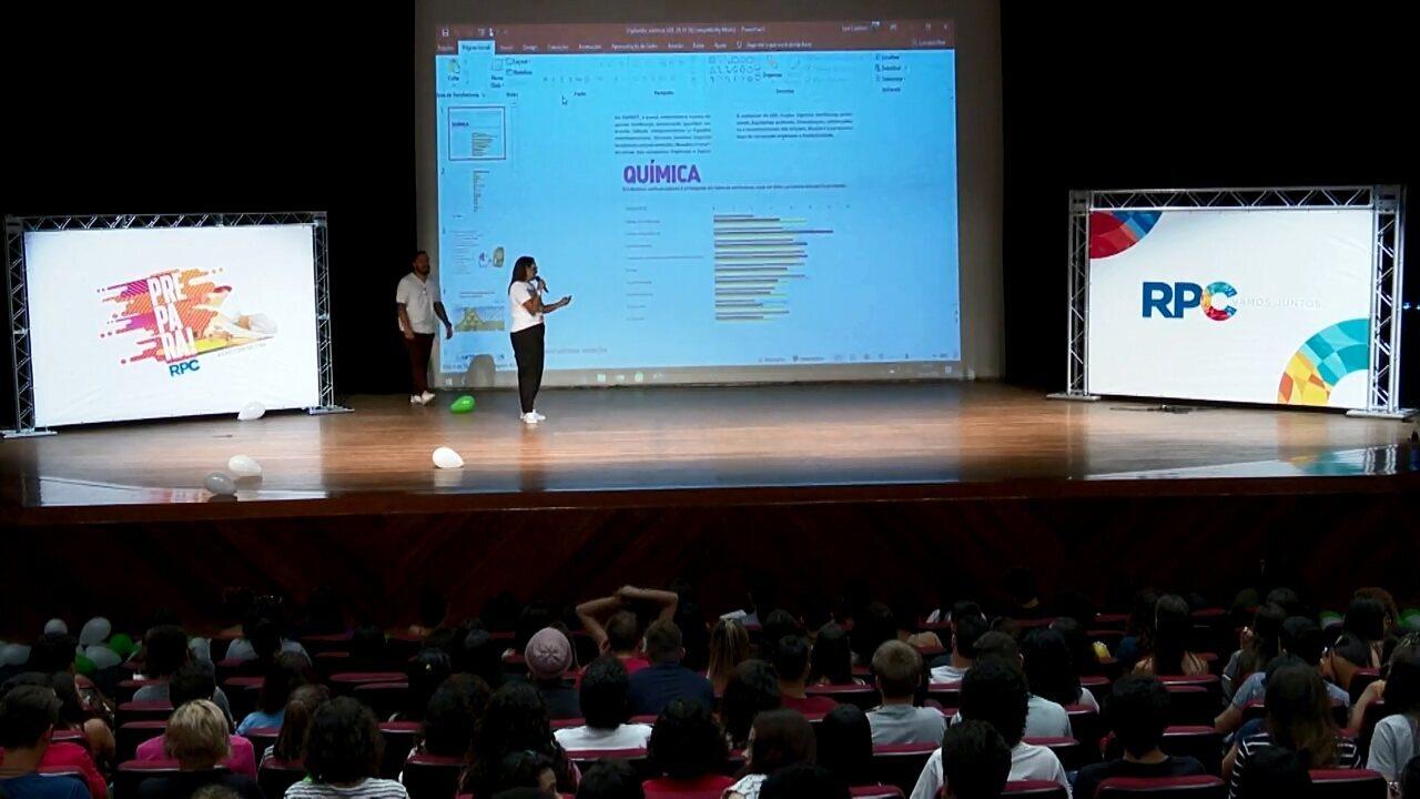 Prepara Londrina: assista às revisões do aulão de Química