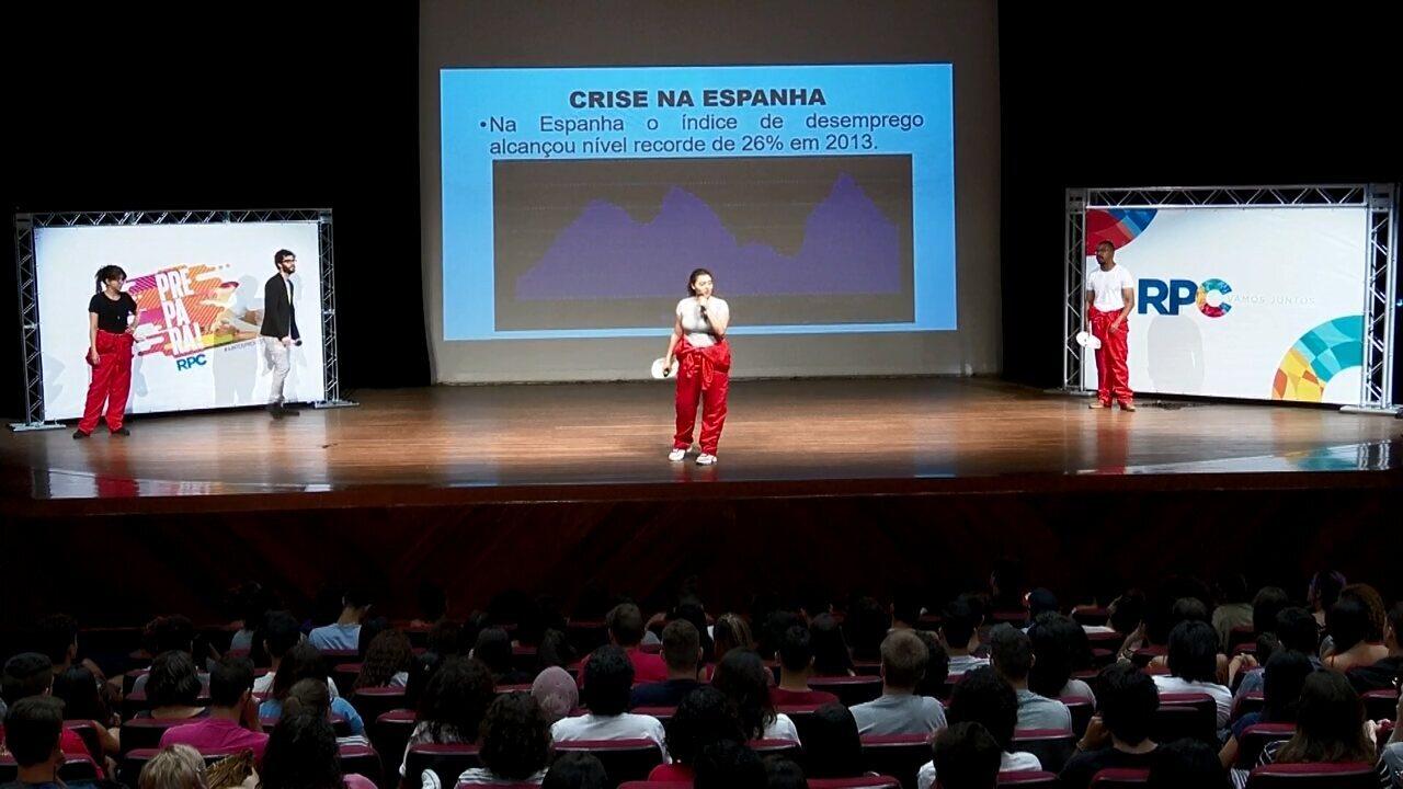 Prepara Londrina: assista às revisões do aulão de Geografia