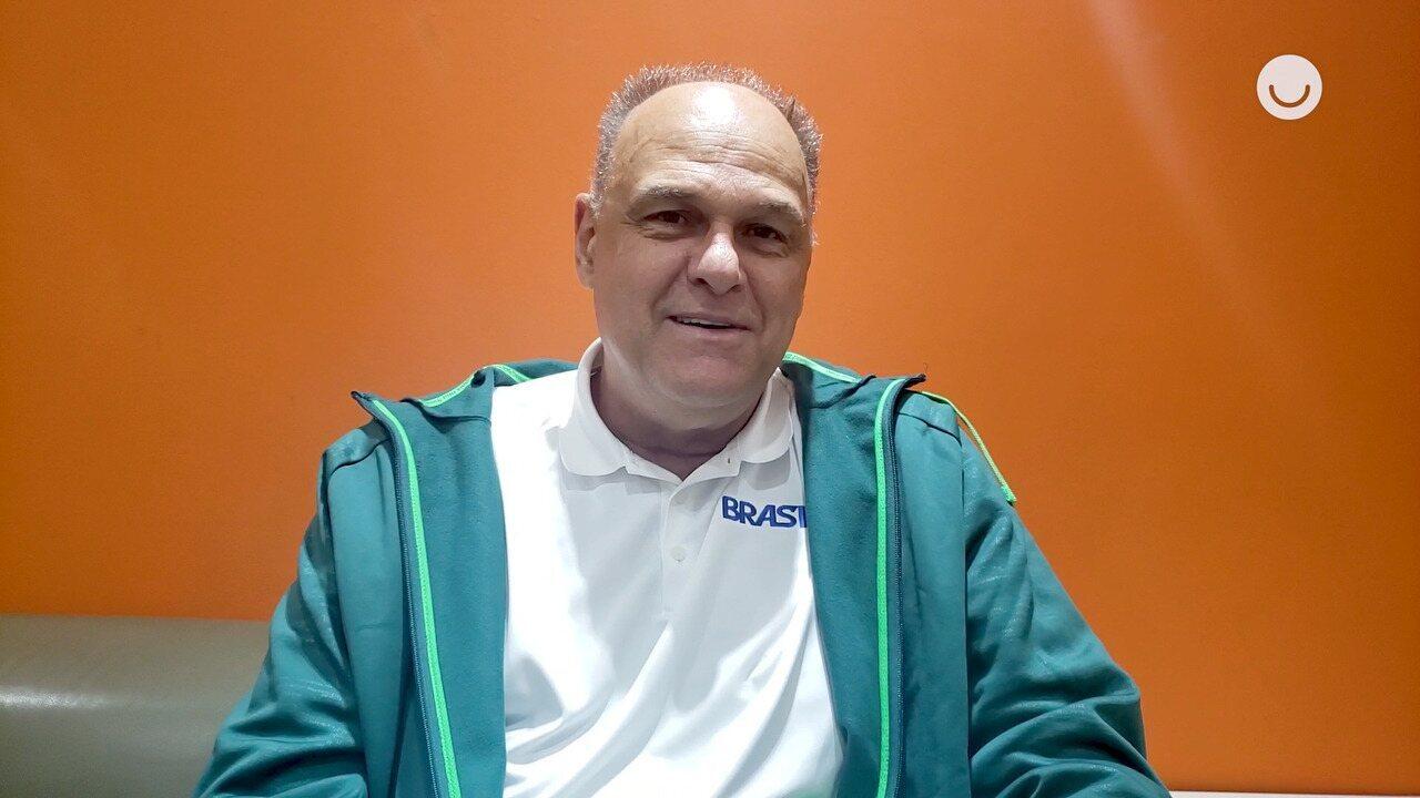 Oscar Schmidt fala sobre participação da seleção brasileira de basquete no pré-olímpico