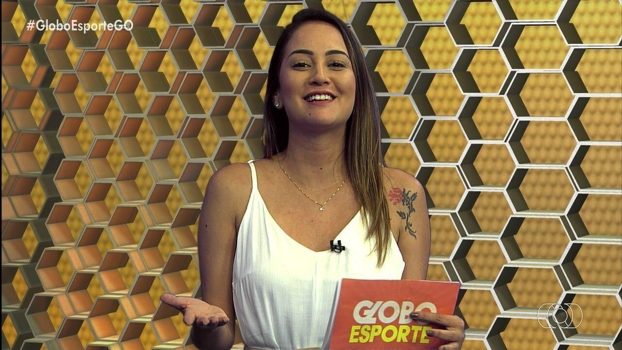 Globo Esporte GO - 21/10/2019 - Íntegra - Confira a íntegra do programa Globo Esporte GO - 21/10/2019