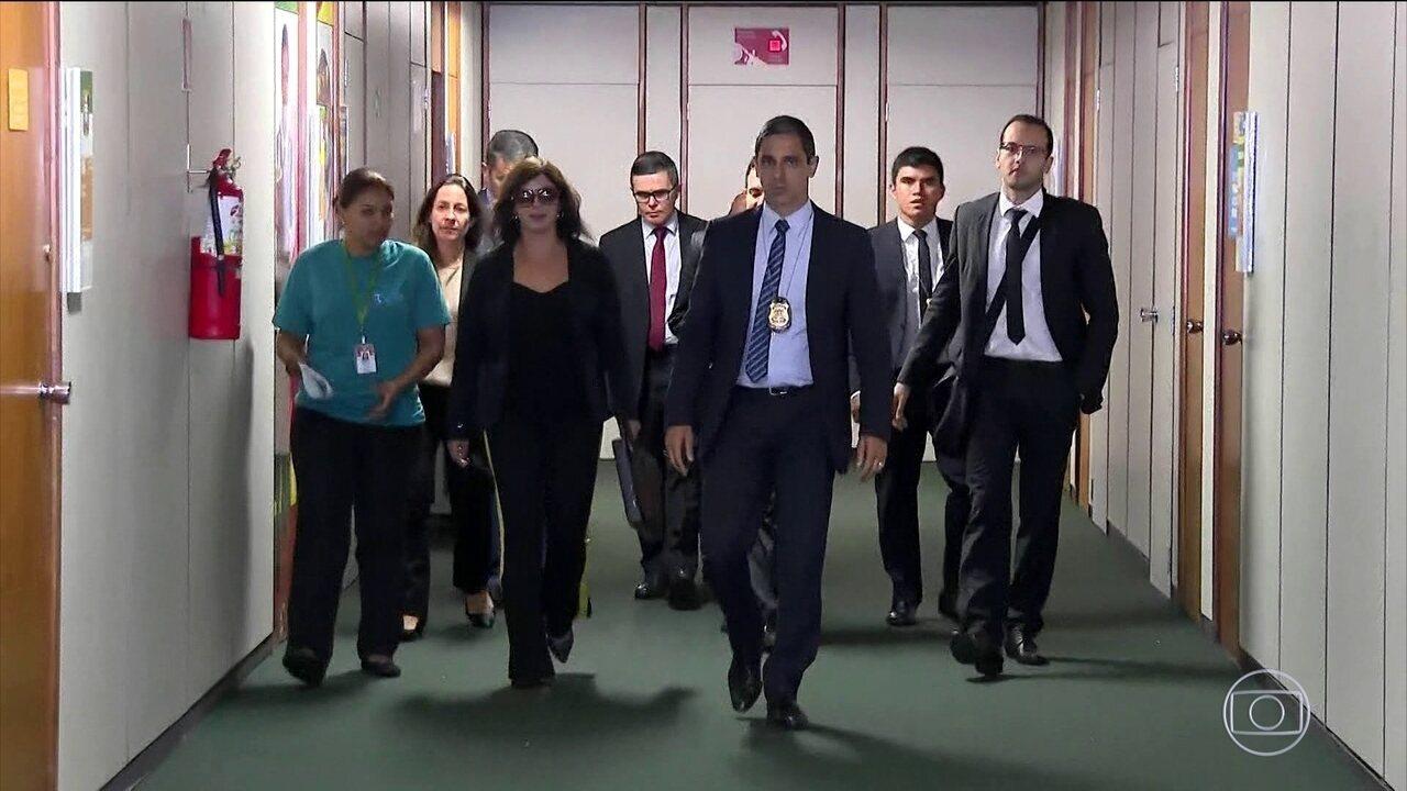 PF faz operação para investigar corrupção em fundos de pensão