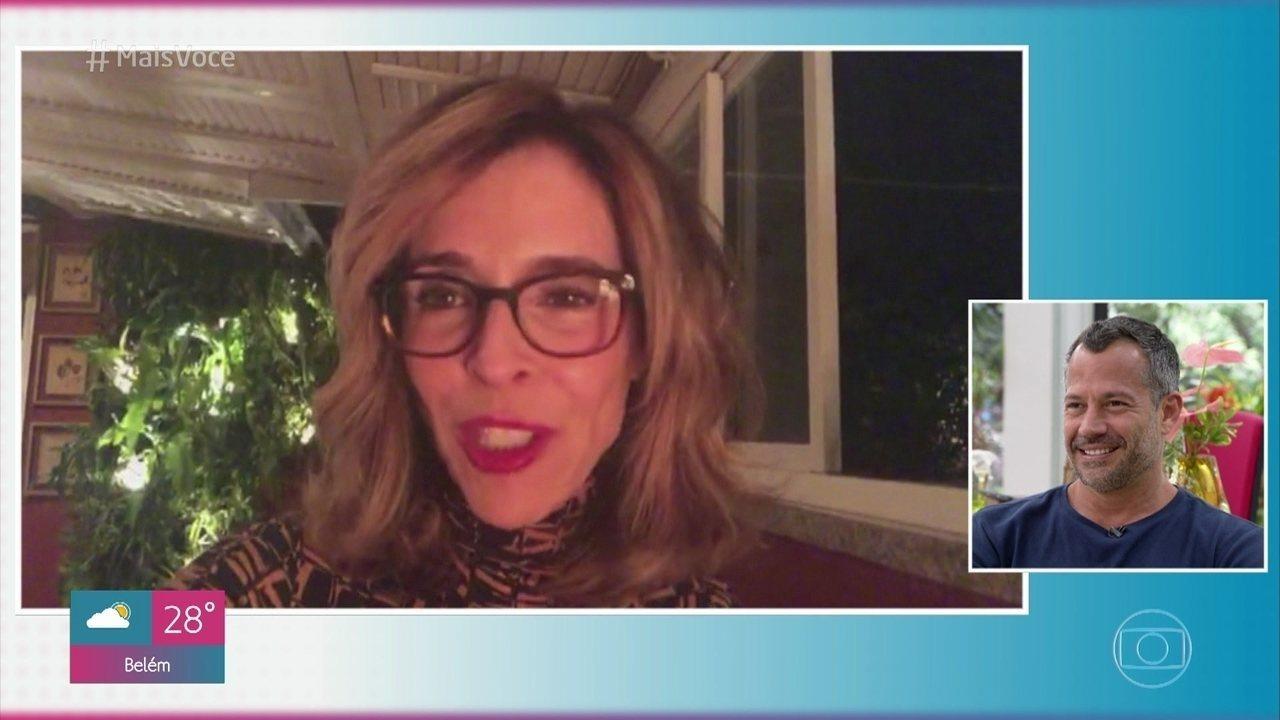 Deborah Evelyn manda recado para Malvino Salvador