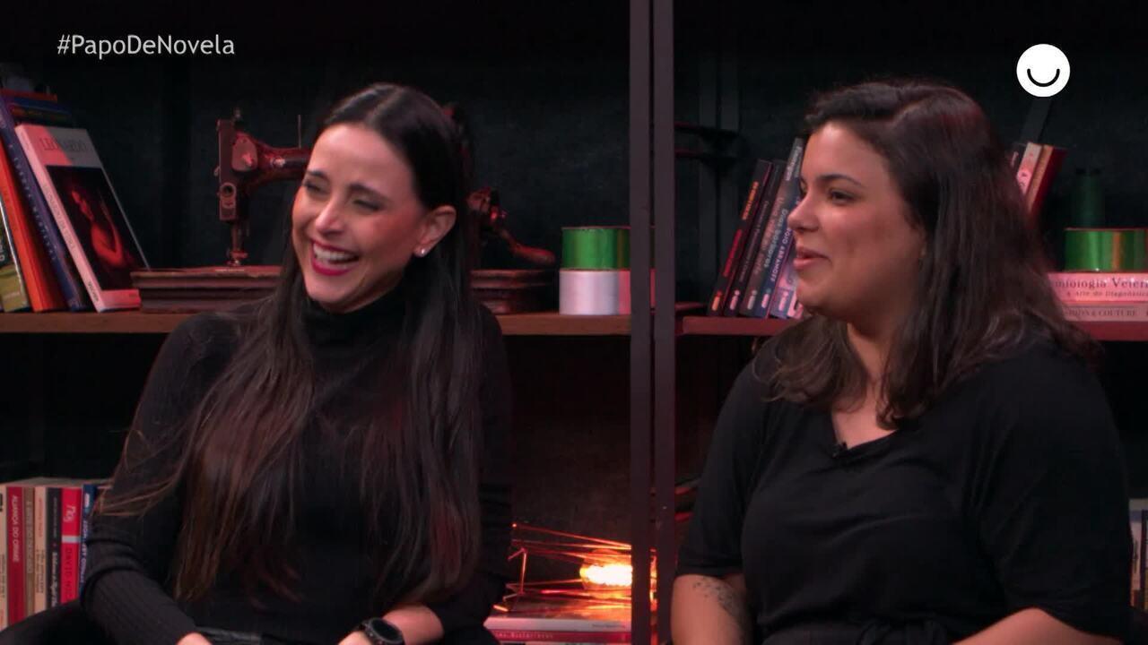 Alexandra Martins comenta torcida por Leila e Alberto: 'Muito bonitinho!'
