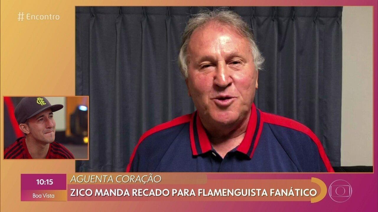 Torcedor ficou famoso ao espalhar que estava escondido no Maracanã antes do jogo
