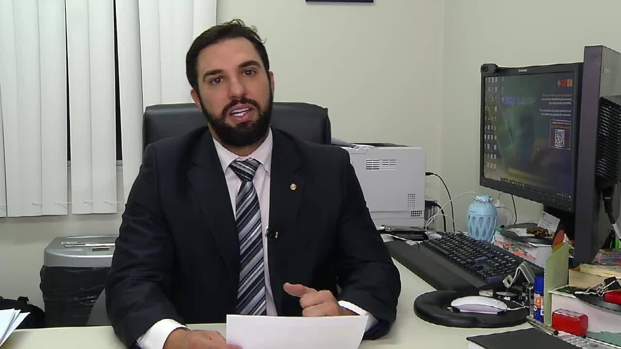 Promotor de Justiça fala sobre recomendação que disciplina corridas de rua em Natal (IMAGENS: Keynaldo Hollanda)