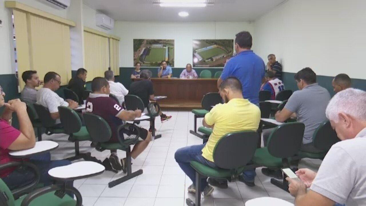 Campeonato Acreano 2020 terá novo formato; últimos ajustes no dia 5 de novembro