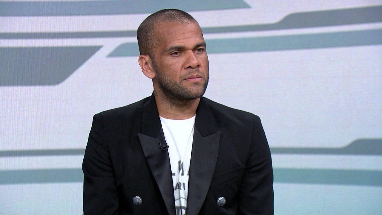 Daniel Alves é o convidado do Grande Círculo