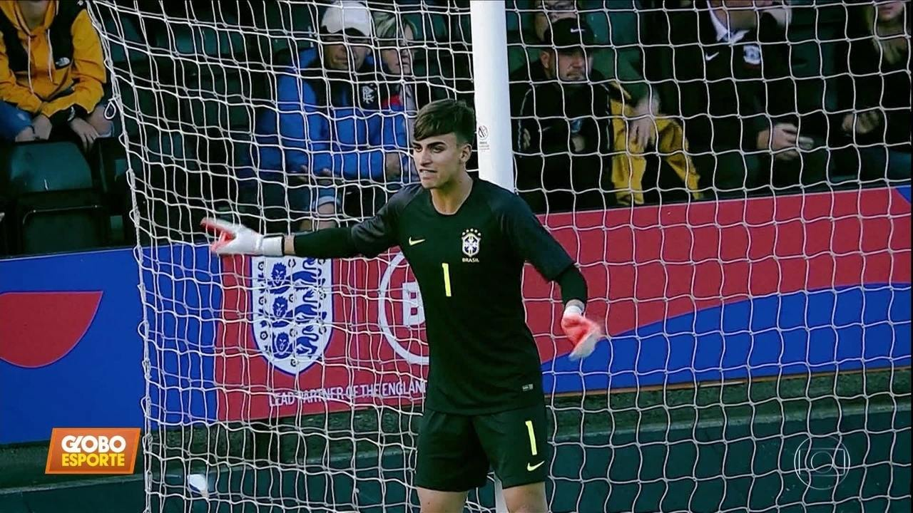 Matheus Donelli é uma das armas da Seleção Brasileira Sub-17 no Mundial da categoria