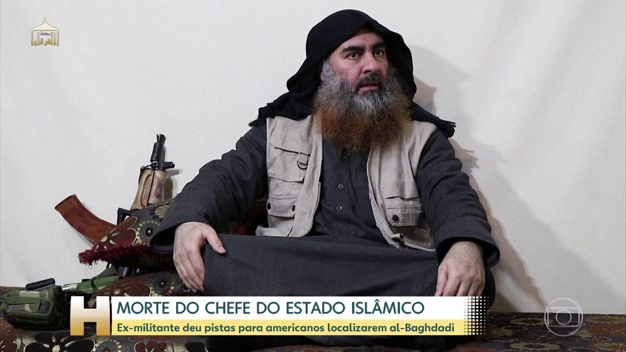 Ex-militante do Estado Islâmico deu pistas para americanos localizarem al-Baghdadi