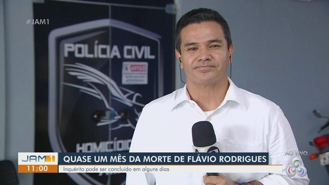 Morte do engenheiro Flávio Rodrigues completa um mês