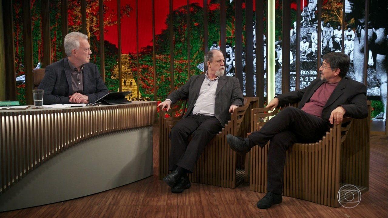 Larry e Joel falam sobre legado de Rondon para o Brasil de hoje