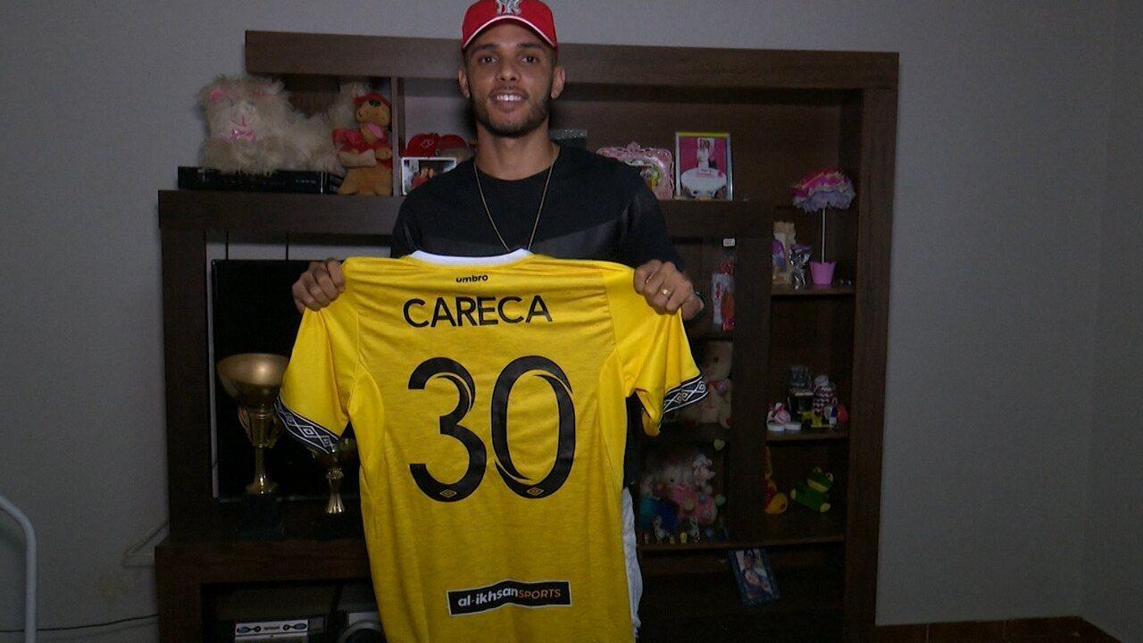 Careca fala sobre ano na Malásia, cita gratidão ao Atlético-AC e aguarda 1º herdeiro