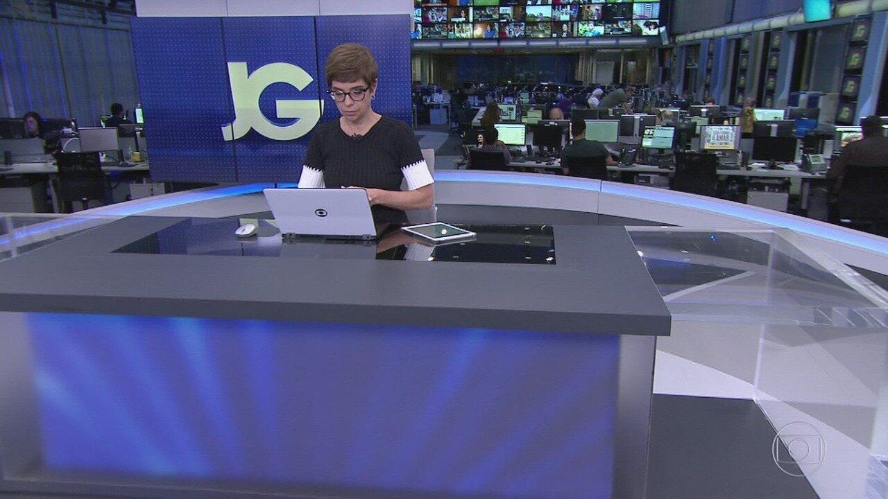 Jornal da Globo, Edição de quarta-feira, 30/10/2019 - As notícias do dia com a análise de comentaristas, espaço para a crônica e opinião.