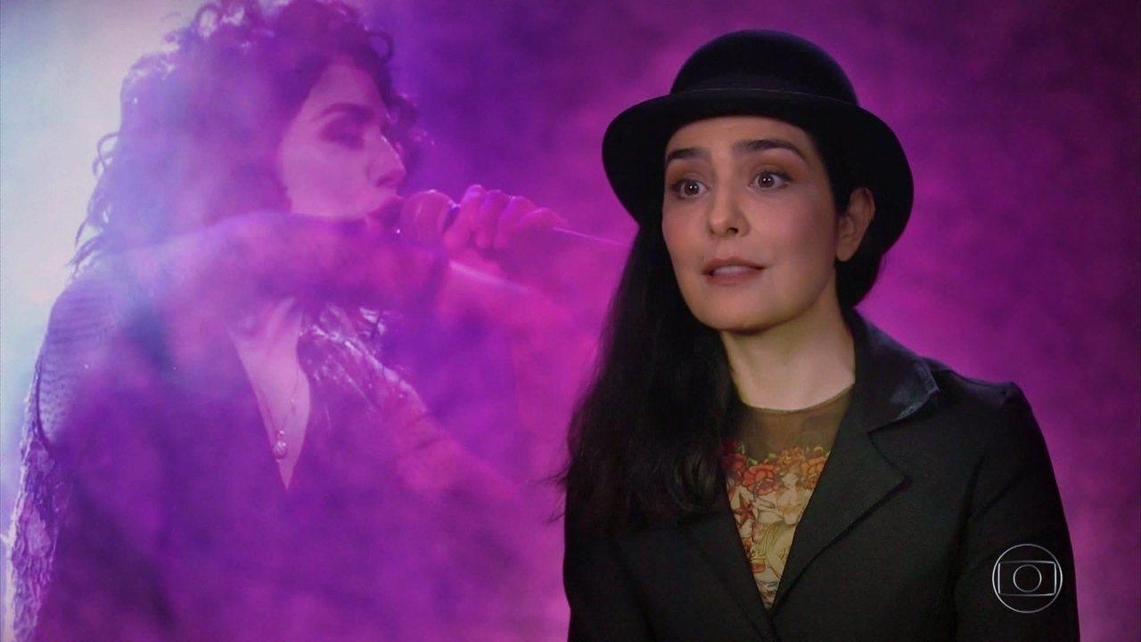Leticia Sabatella fala sobre sua relação com Édith Piaf