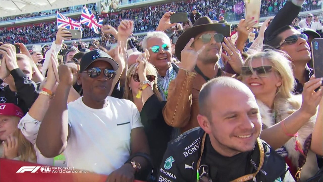 Melhores momentos do GP dos Estados Unidos de Fórmula 1