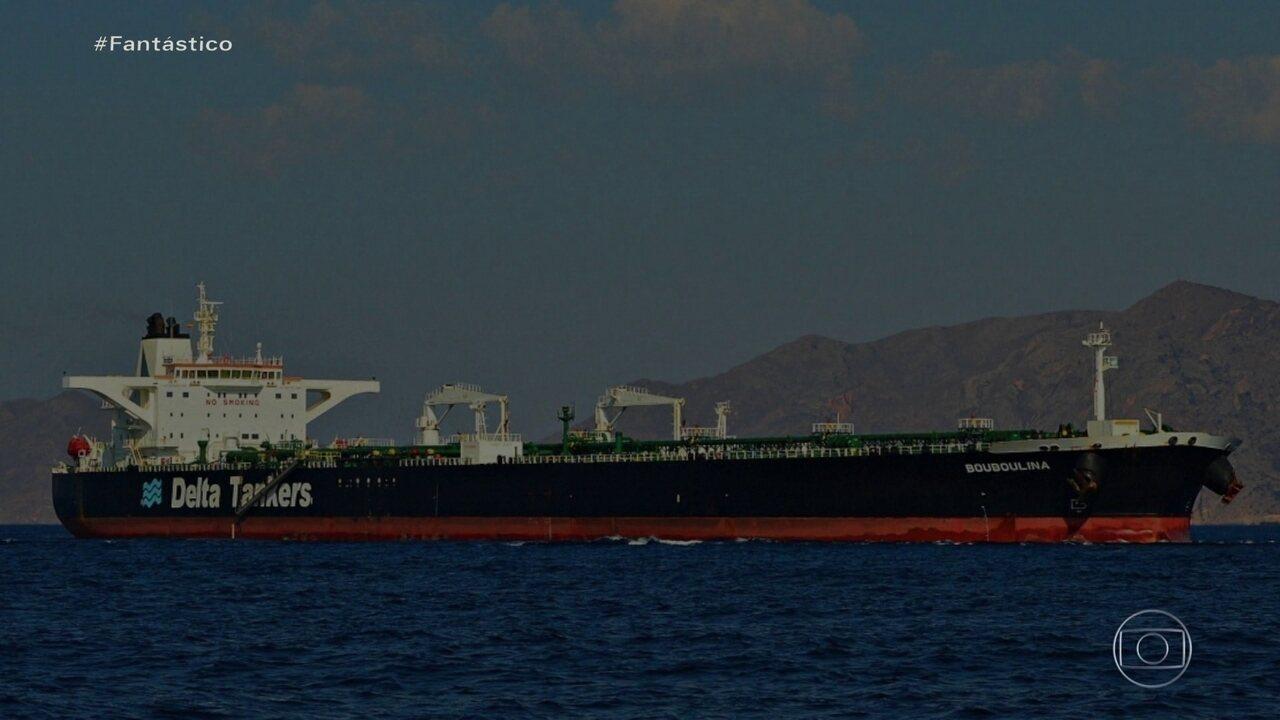 Entenda investigação que chegou a navio grego como principal suspeito de vazar óleo