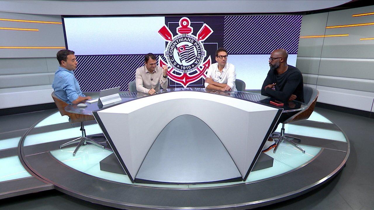 Comentaristas falam sobre a saída do Tiago Nunes do Athletico-PR para o Corinthians