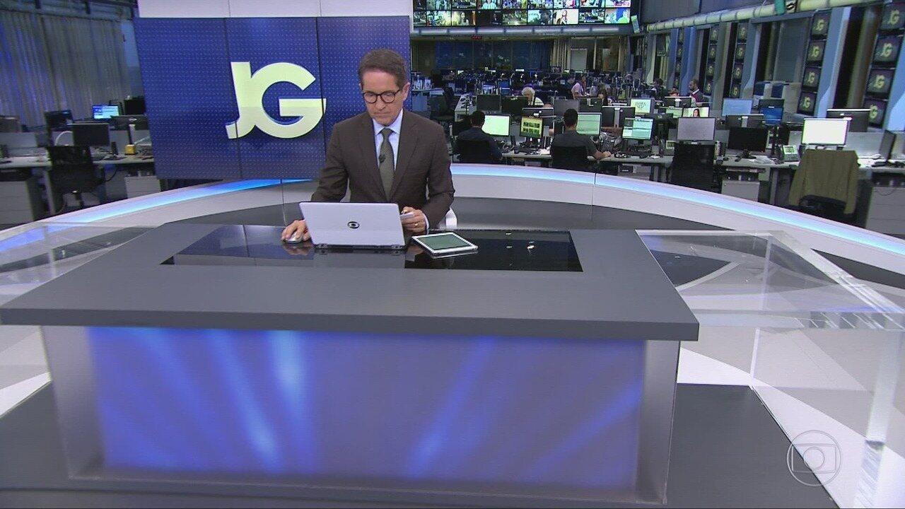 Jornal da Globo, Edição de terça-feira, 05/11/2019 - As notícias do dia com a análise de comentaristas, espaço para a crônica e opinião.