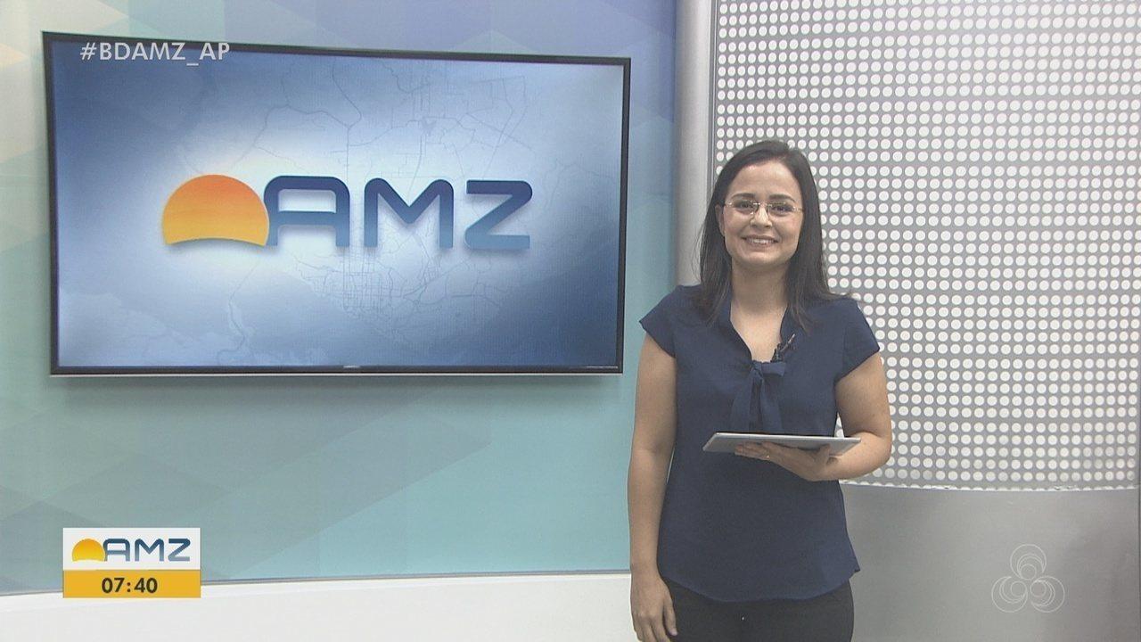 Assista ao Bom Dia Amazônia - AP na íntegra 06/11/19 - Assista ao Bom Dia Amazônia - AP na íntegra 06/11/19