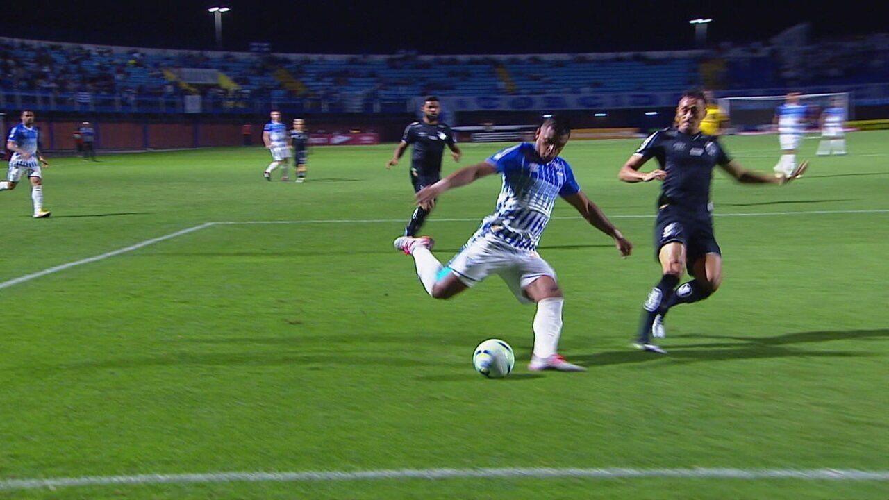 Melhores momentos: Avaí 1 x 2 Santos pela 31ª rodada do Brasileirão