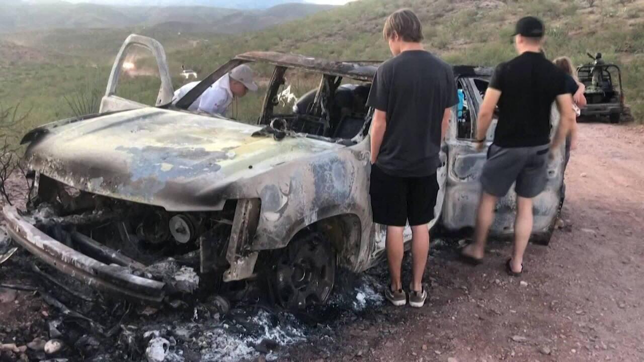 Adolescente salvou seis irmãos de massacre no México