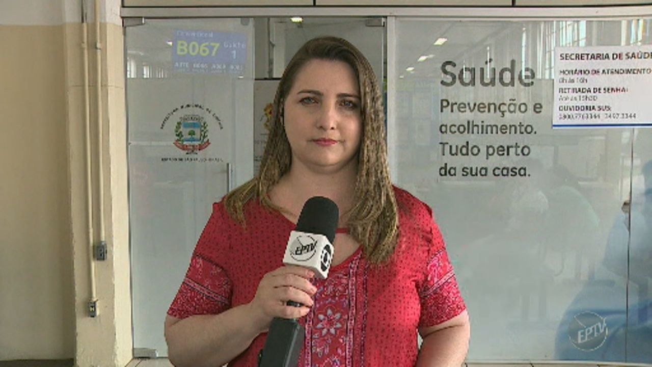 Limeira registra primeira morte por sarampo no interior do Estado