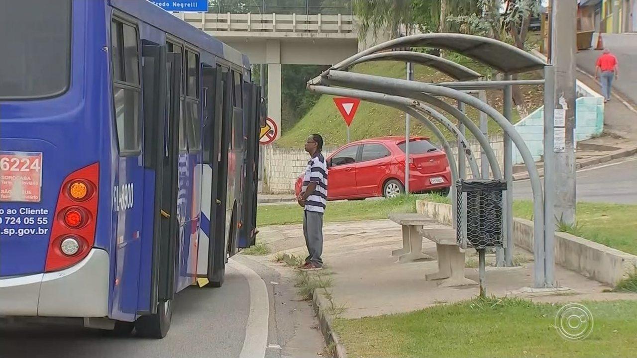 Ônibus alugados devem reforçar as seis linhas de Alumínio