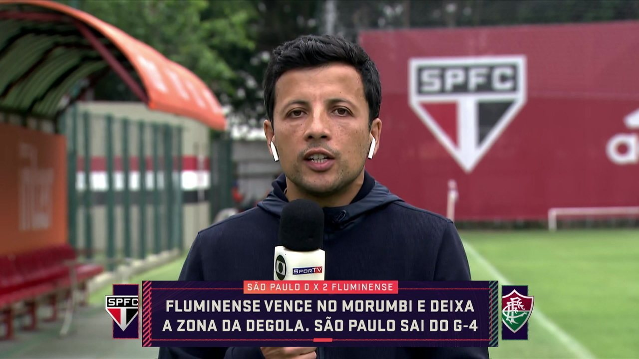 Repórter fala da presença de conselheiro do São Paulo no vestiário que incomodou jogadores