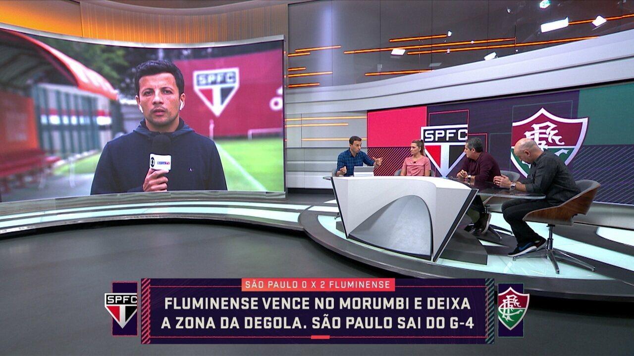 Mesa do Seleção fala sobre papel de Daniel Alves no elenco do São Paulo