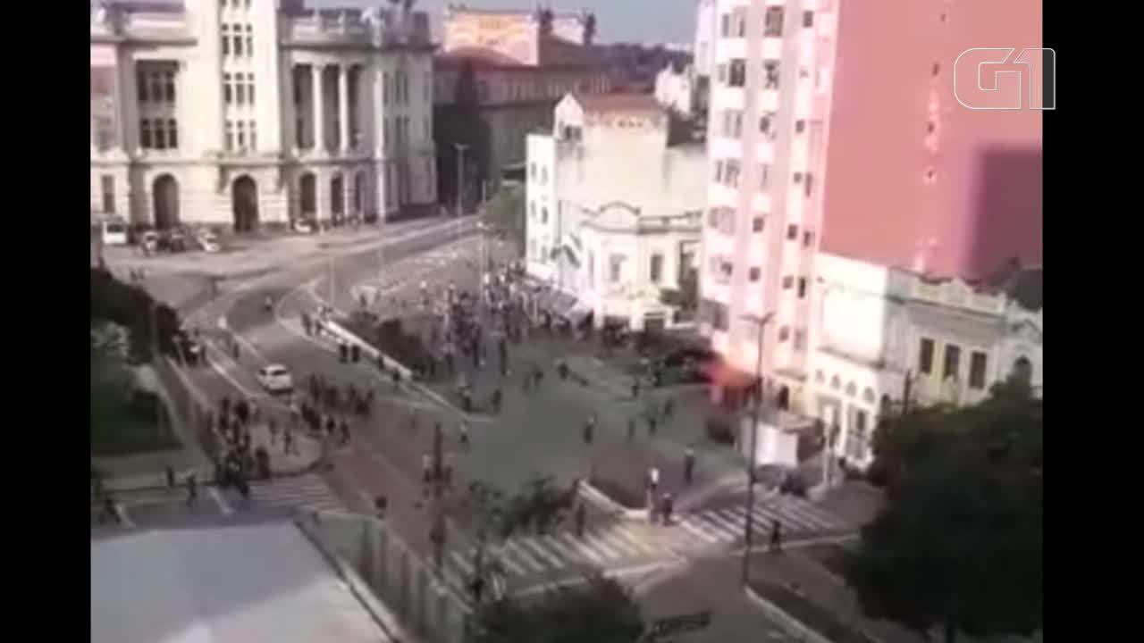 Moradores vizinhos da Cracolândia reclamam da falta de segurança na região