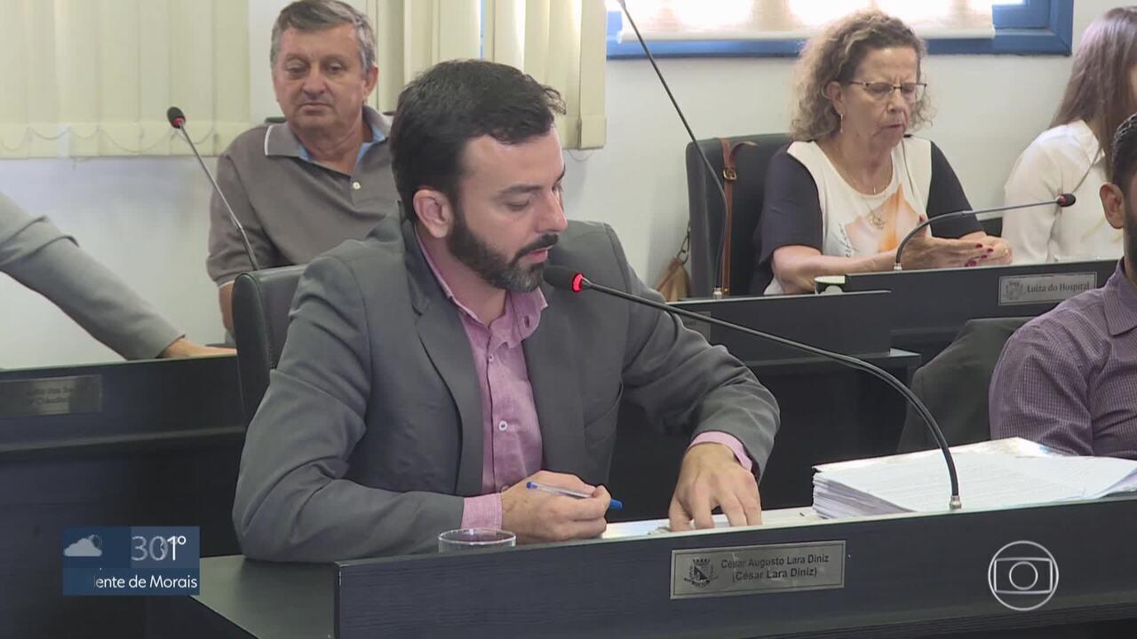 Arquivado processo de cassação de mandato do prefeito de Santa Luzia