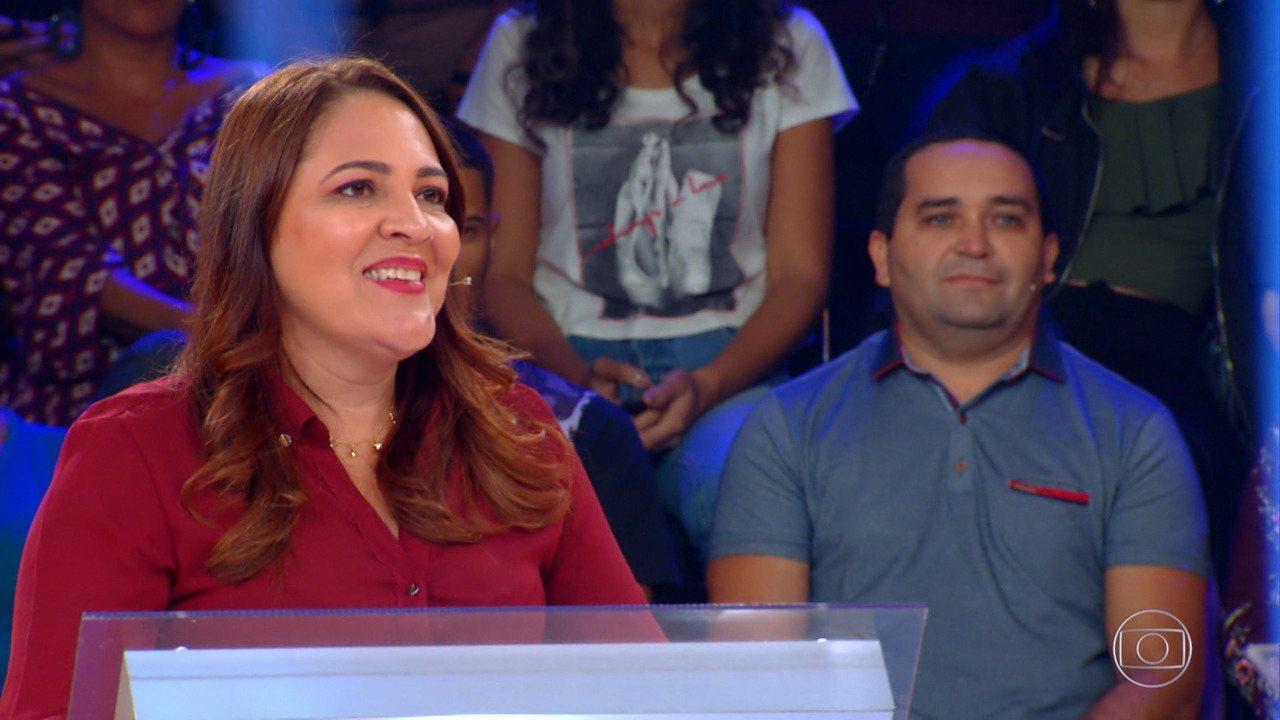 'Quem Quer Ser Um Milionário': Antonia Santos participa da busca pelo milhão