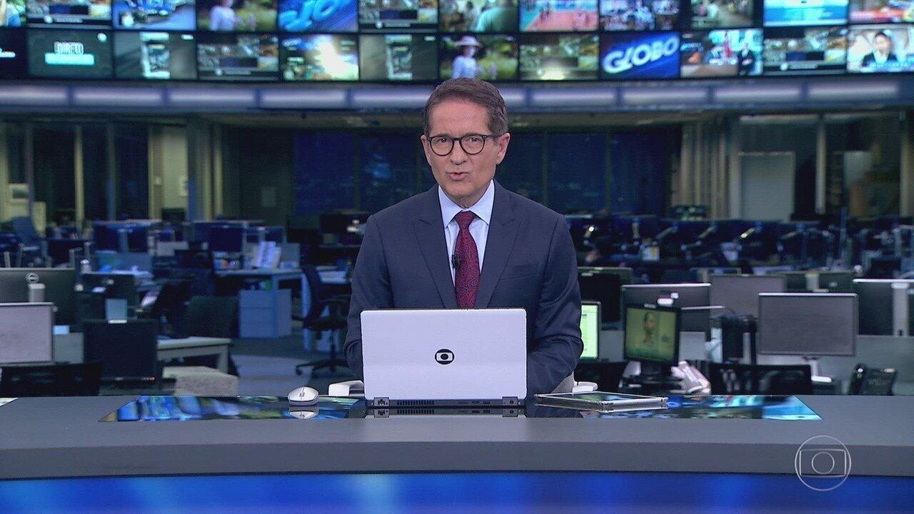 Jornal da Globo, Edição de sexta-feira, 08/11/2019 - As notícias do dia com a análise de comentaristas, espaço para a crônica e opinião.