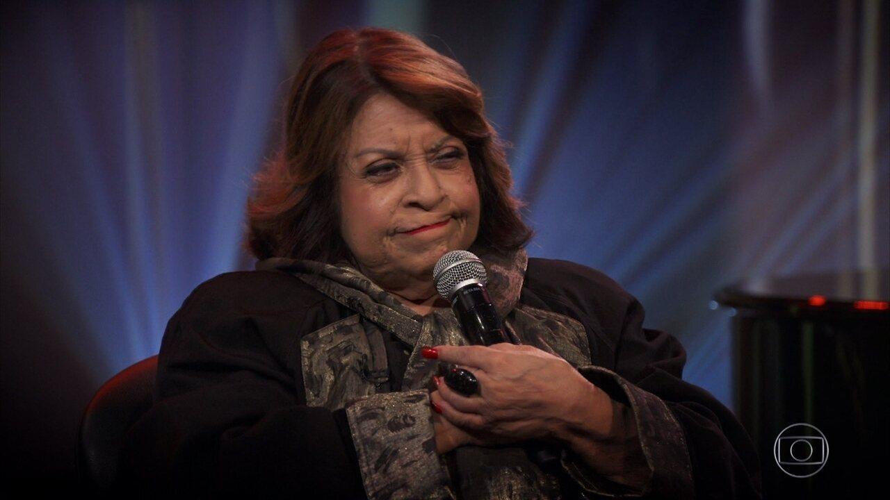 Leny Andrade conta história sobre a missa do sétimo dia de Tom Jobim